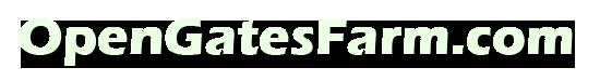 OpenGatesFarm.com
